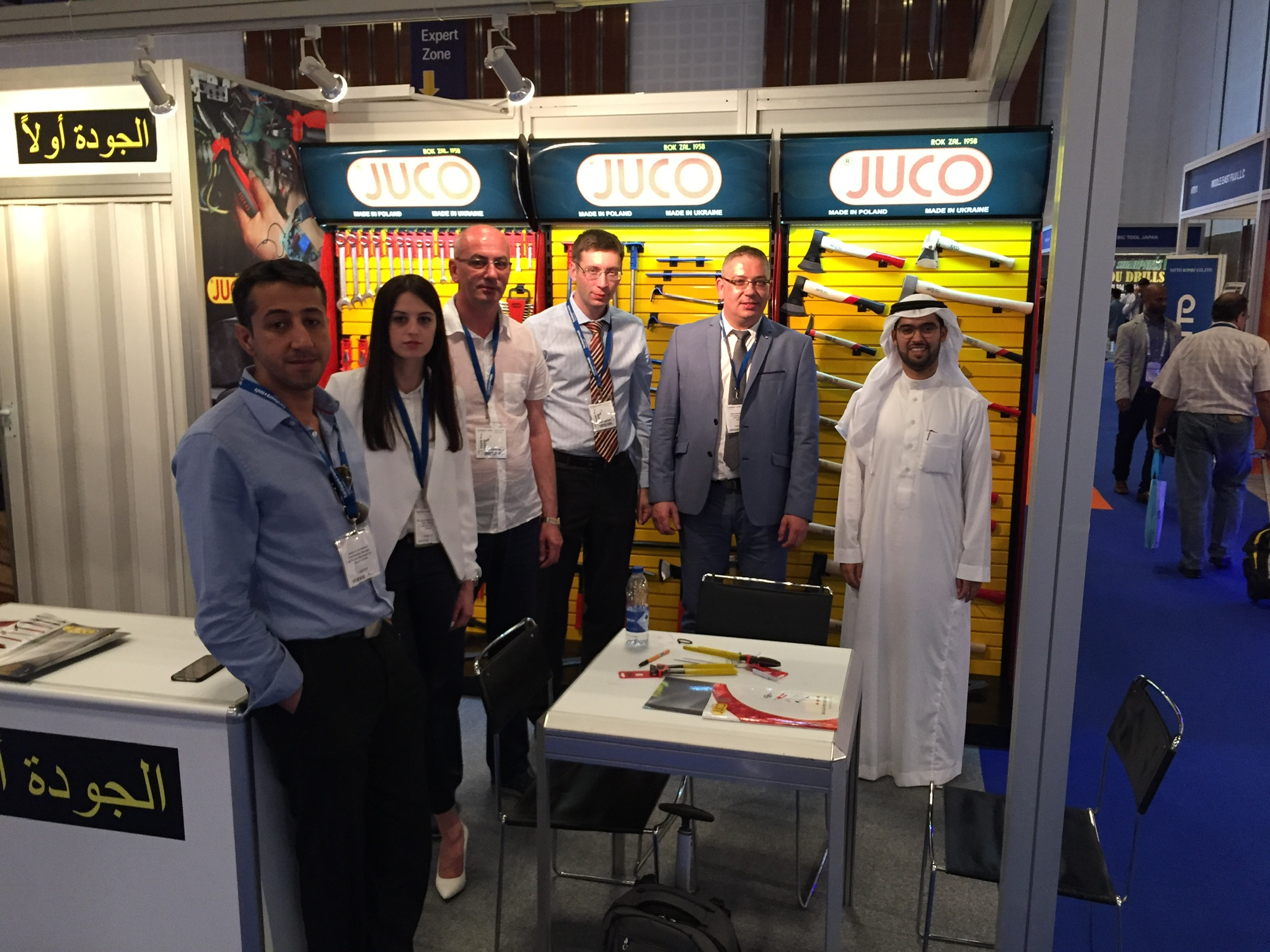 TARGI – Hardware & Tools Middle East Dubai Rok 2015