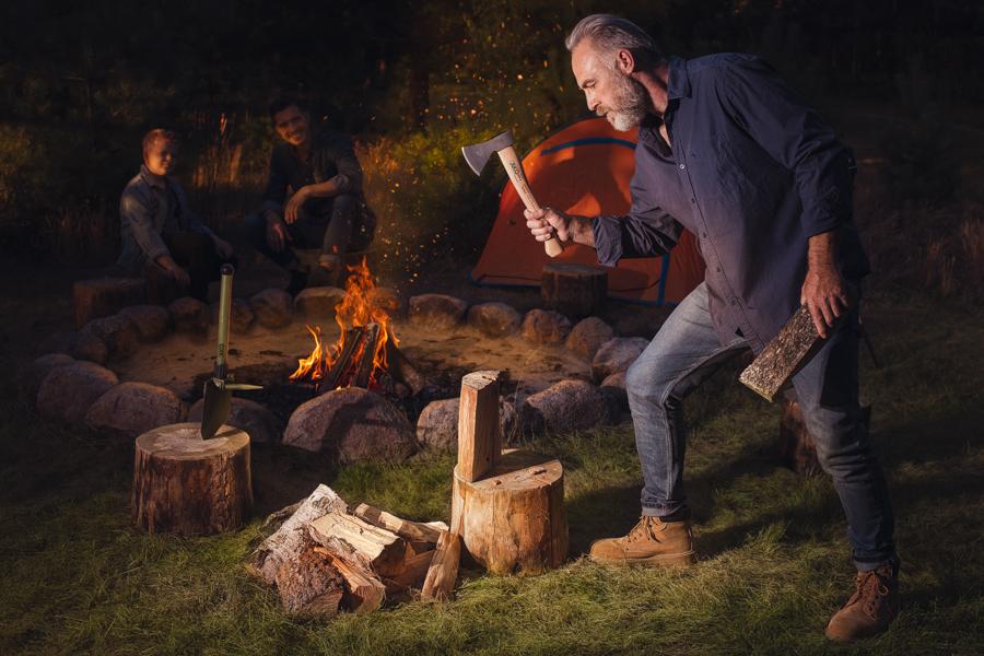 Grill… a może ognisko? Budujemy palenisko przy domu